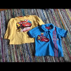 Disney Cars tops